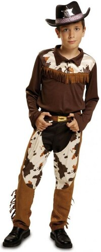 Dětský kostým Kovboj Pro věk (roků) 10-12