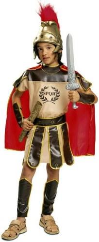 Dětský kostým Římský válečník Pro věk (roků) 10-12