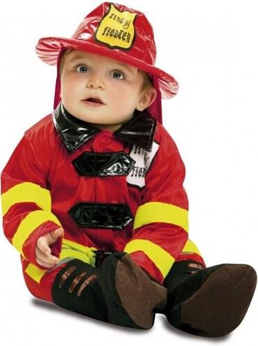 Dětský kostým Hasič Pro věk (měsíců) 7-12