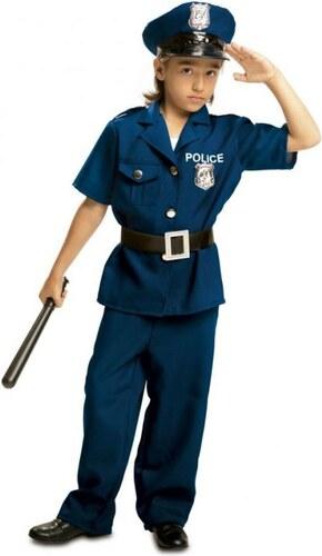 Dětský kostým Policista Pro věk (roků) 10-12