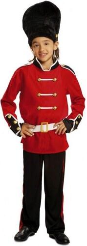 Dětský kostým Britská garda Pro věk (roků) 10-12