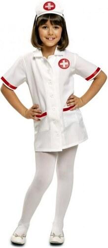 Dětský kostým Zdravotní sestřička Pro věk (roků) 10-12