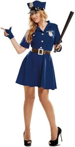Kostým Policistka Velikost M/L 42-44