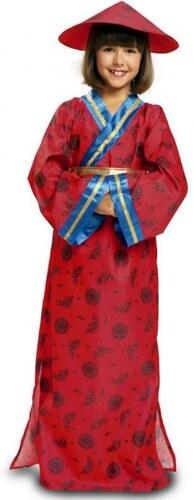 Dětský kostým Číňanka Pro věk (roků) 1-2