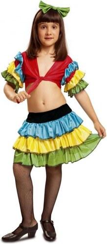Dětský kostým Tanečnice rumby Pro věk (roků) 10-12