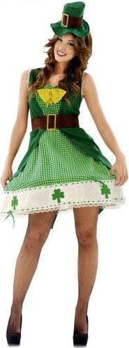 Kostým Irská dívka Velikost M/L 42-44