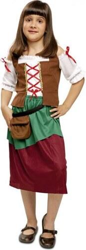 Dětský kostým Rolnice Pro věk (roků) 10-12