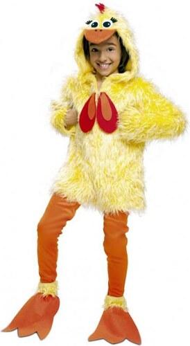 Dětský kostým Kuře Pro věk (roků) 10-12