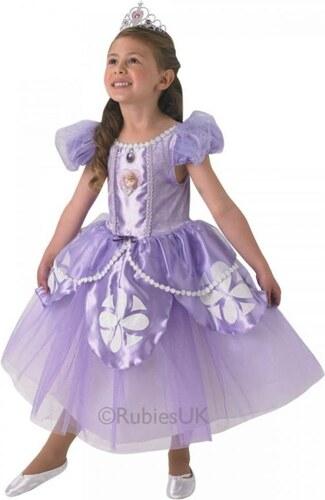 Dětský kostým Sofia premium Pro věk (roků) 3-4