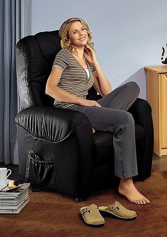 TV-Sessel, wahlweise mit Motor und Aufstehhilfe