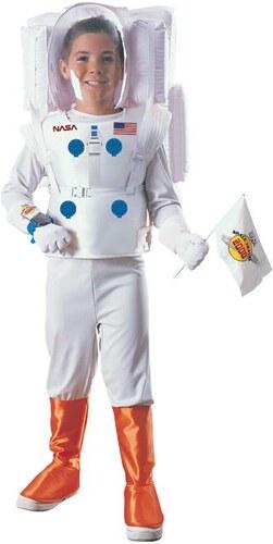 Dětský kostým Astronaut Pro věk (roků) 3-4