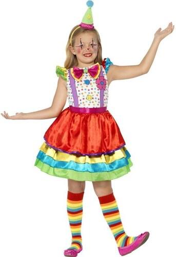 Dětský kostým Klaun Pro věk (roků) 10-12