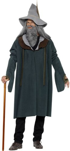 Kostým Čaroděj z lesa Velikost M 48-50