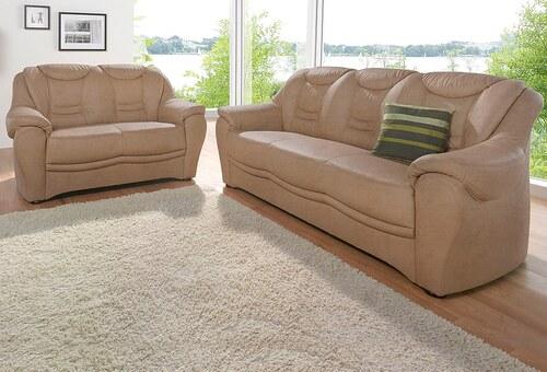 Garnitur: 2-Sitzer + 3-Sitzer