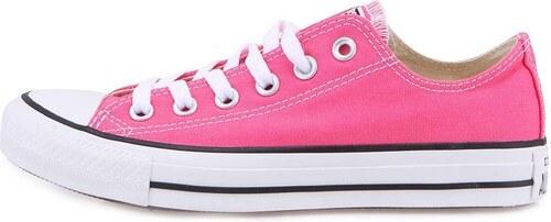 Růžové dámské tenisky Converse Chuck Taylor All Star - Glami.cz bfeabbee2d2
