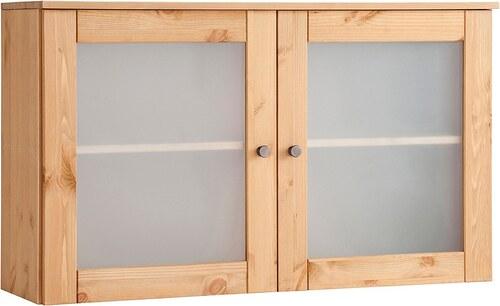 Hängeschrank »Föhr«, mit 2 Türen aus Milchglas