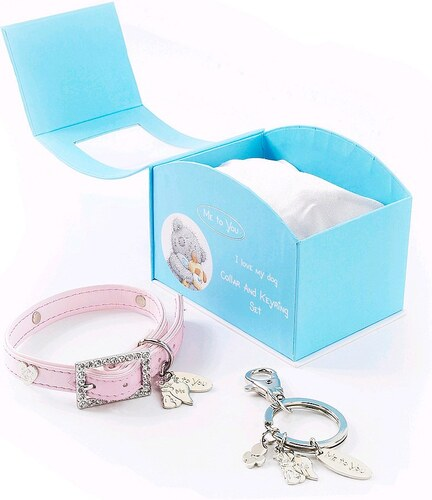 Hundehalsband »Me to You« Geschenke-Set