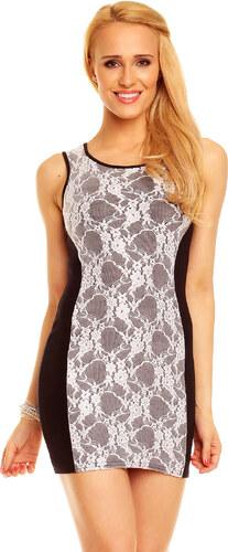 Dámské mini šaty SKINWEAR - černé