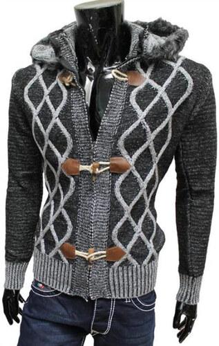 Luxusní pánský svetr - JACK MORRIS