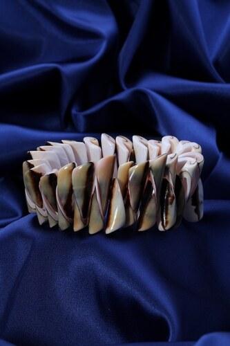 Náramek z mušlí NRB006