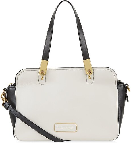 1d8c138589 Marc by Marc Jacobs Ligero Two-Tone Kabelka - Glami.cz