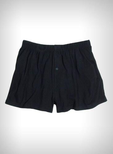 Pánské spodní prádlo - boxerky - bambusové boxerky (černé)