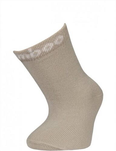 1dbc0451904 Dětské bambusové ponožky Bobik (béžová) - Glami.cz