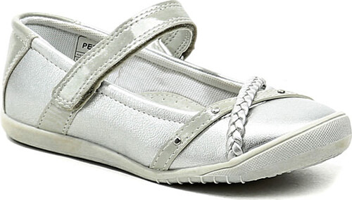 Dětská obuv Peddy PU-518-32-08 stříbrné dívčí baleríny - Glami.cz 9e9e303f03