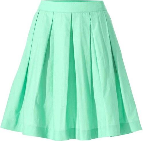 07d8323506c MANDARIN dámská skládaná sukně
