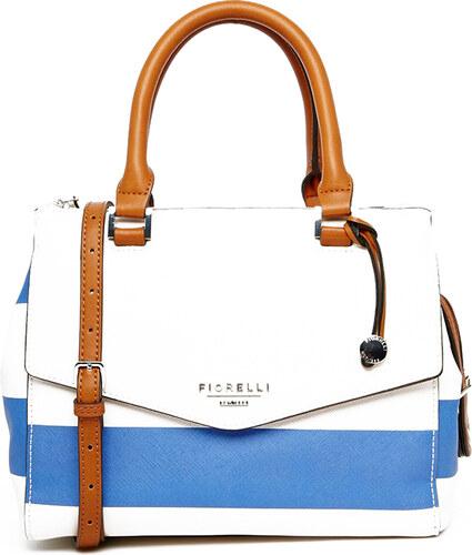 3fc7af0712 Bílo-modrá pruhovaná kabelka Fiorelli Mia - Glami.cz