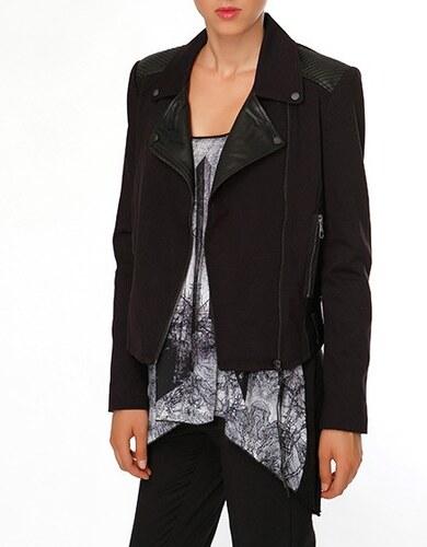 GUESS bunda Lizaveta-černá-M
