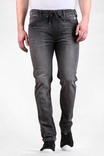 df271804bab SAM 73 Pánské džíny do gumy MK 159 500J - černá - Glami.cz