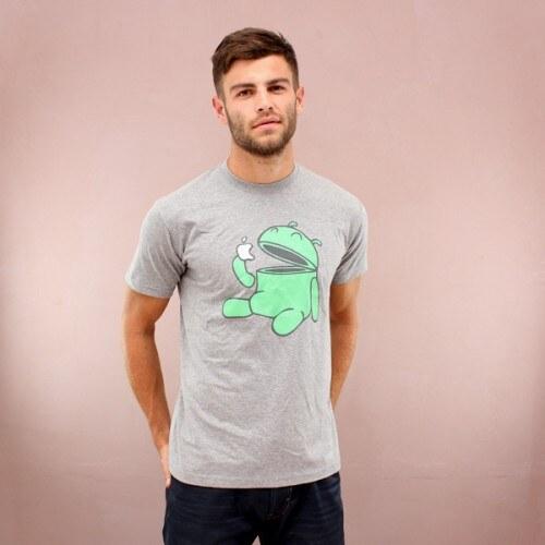 Tričko Android - dámský i pánský střih