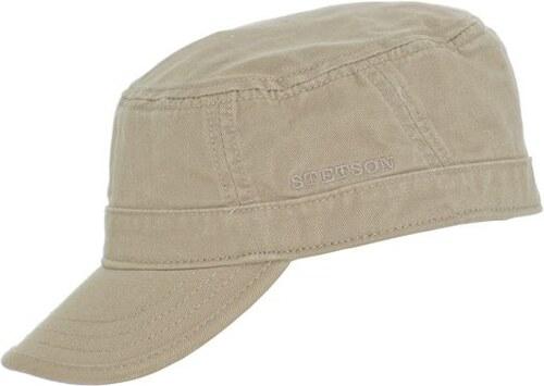 Stetson Gosper - sportovní bavlněná lehká čepice s kšiltem af5dbca626