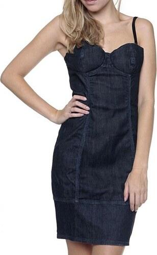 Dámské džínové šaty Guess - Glami.cz 2f5962d6d80