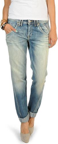 Pepe Jeans Dámské džíny New Mercure 28-32 - Glami.cz 11abd8c6f7
