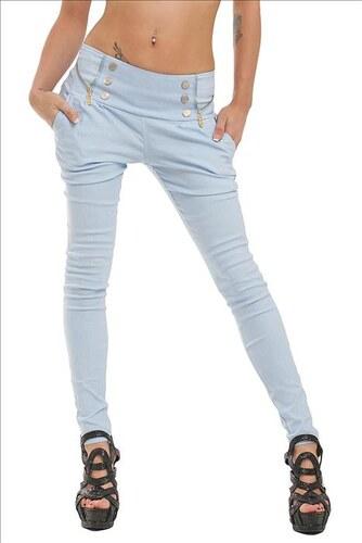 Dámské džíny Slim - modré