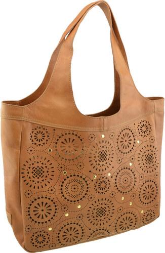Pikolinos kabelka s ornamenty hnědá Brandy - Glami.cz 05be24a8abf