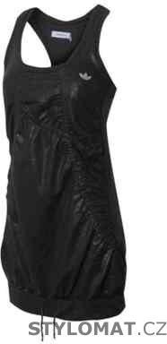 9ed66daf945 Adidas Dámské černé sportovní šaty adidas Originals F NIGHT DRESS ...