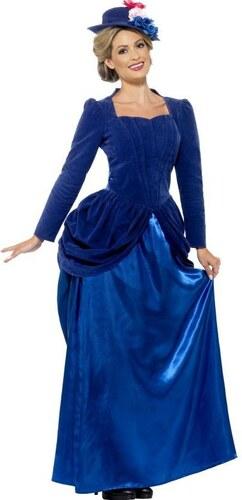 Kostým Viktoriánská žena Velikost L 44-46