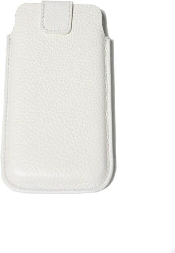 Kožené pouzdro na iPhone 5