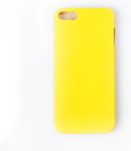 Silikonový obal na iPhone 5
