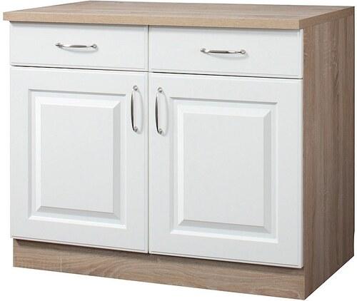 Küchenunterschrank »Tilda«, B/T/H: 100/60/85 cm