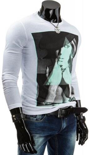 Tričko Maleno bílé - bílá