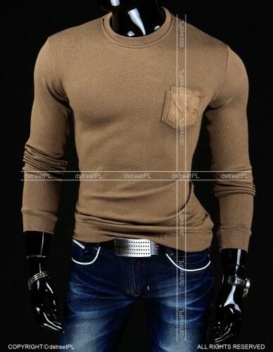 Pánský svetr Porto béžový - béžová