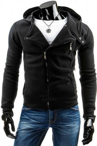 Pánská mikina Torxy černá - černá