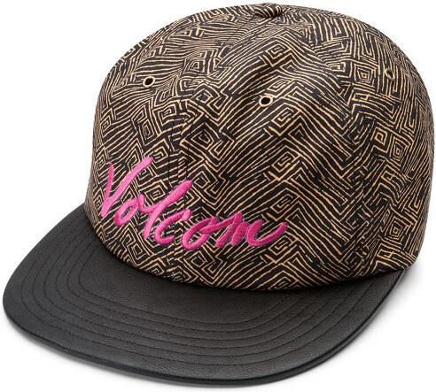 Volcom Šiltovka Far City Hat Black E5511503-BLK - Glami.sk 6312ca16db8