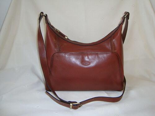 Kožená kabelka 82362 (30x29x10)