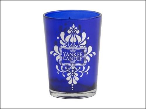 Svícen Grand Bazaar modrý na votivní svíčku
