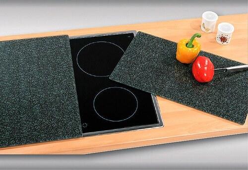 Herdabdeckplatten »Granit«, 2er-Set